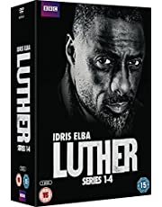 Luther - Series 1-4 [DVD] [2015]