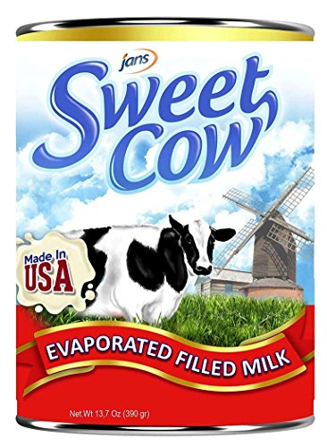 Sweet Cow Evaporated Filled Milk - 12 Fl Oz/Pack of 12