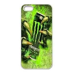 iPhone 5,5S Phone Case Monster Energy FI59400