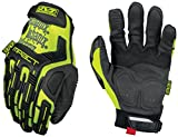 Best Impact Gloves - Mechanix Wear - Hi-Viz M-Pact Gloves Review