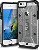 UAG iPhone SE / iPhone 5s Feather-Light Composite [ICE] Military Drop Tested Phone Case