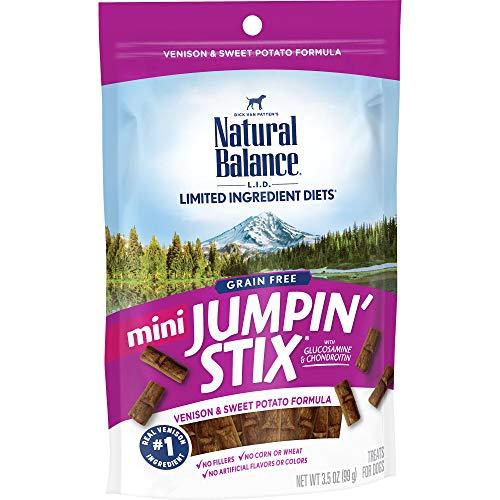 Natural Balance L.I.T. Limited Ingredient Treats Mini