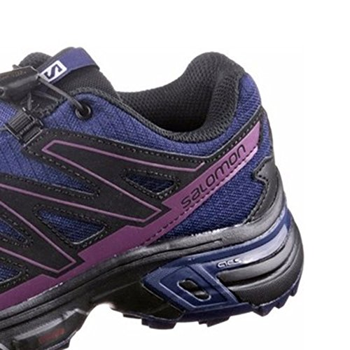 Salomon Wings Access 2 Women's Trail Running Shoes, Blue, size UK 4, EU 36 2/3