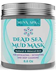 Dead Sea Mud Mask For Face, Acne, Oily Skin & Blackheads...