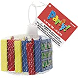 Tic Tac Toe Game Party Favors, 6ct