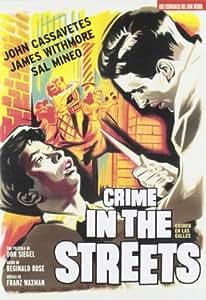 Crime In The Streets (Crimen En Las Calles) [DVD]