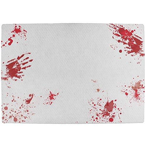 Halloween Blood Splatter All Over Indoor (Garage Punk Halloween)
