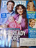 People August 23, 2010 The Duggars 'We're Ready for More' Jennifer Aniston Eat Pray Love Julia Roberts