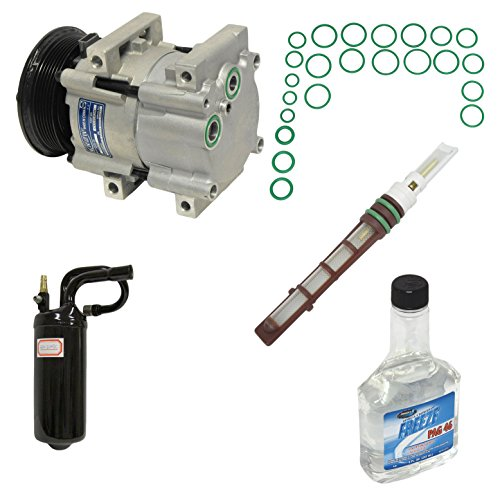 Universal Air Conditioner KT 1646 A/C Compressor and Component Kit