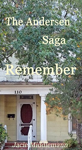 The Andersen Saga - Remember (The Andersens Book 7) by [Middlemann, Jacie]