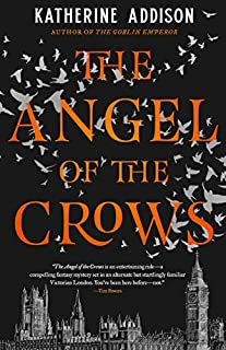 Book Cover: The Angel of the Crows