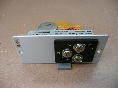 TOA Corporation B-01 Input Module