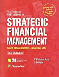 Snow White's First Lesson in Strategic Financial Management [SFM] For CA Final Nov 2017 Exam [Old Syllabus]