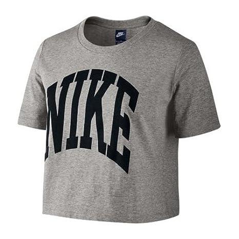 Nike Prep Cropped - Camiseta para Mujer: Amazon.es: Deportes y aire libre
