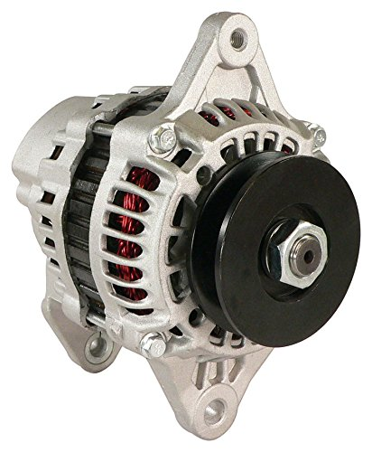 DB Electrical AMT0001 New Alternator for Hyster Sumitomo Yale, Various  Models All Years W Mazda Fe Engine, Lift Truck DB 1992-On W Fe Engine Ha  Engine