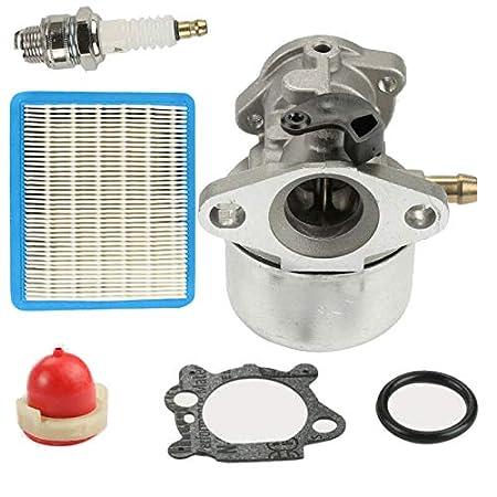 Chuancheng carburador para Briggs & Stratton 6150 4-7 HP Engine ...