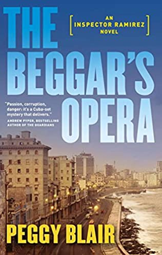 book cover of Midnight in Havana