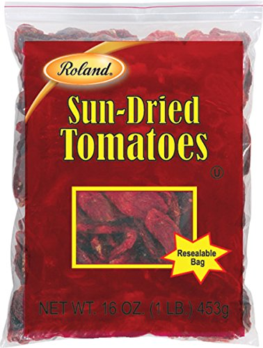 Roland Sun-Dried Tomatoes, 16 Ounce (Pack of 3) (16 Tomato Ounce)