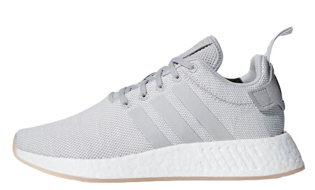 adidas Originals Women's NMD_r2 W Sneaker B0754L2Z6P 10.5 B(M) US|Grey/Crystal White