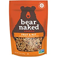 6-Pack Bear Naked Granola Fruit & Nut Fit Pouches