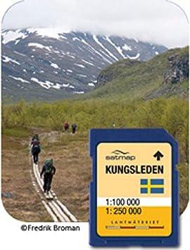 Satmap SE-REG-100-SD-001 - Tarjeta con mapas de rutas de ...