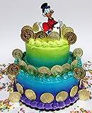 Duck Tales SCROOGE McDUCK Birthday Cake Topper Set