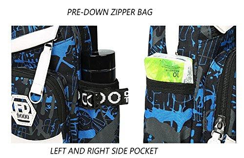 Crossboby Sling Mochila Desequilibrio Aire Paquete Blue Viajar Y Escalar Antiarañazos Caminar Bag De Impermeable Jbaod Para Ciclismo Correr Nyc Hombro Al Libre q0Xpw