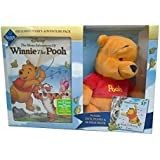 Winnie the Pooh - Pooh's Adventure Pack (Plush + Book + DVD)