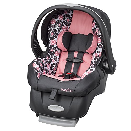 Evenflo Embrace LX Infant Car Seat, Penelope
