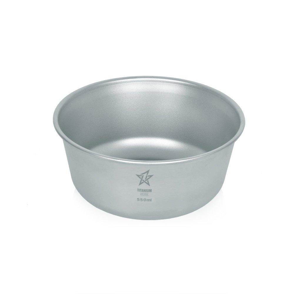 Titanium Bowl 550 TB550