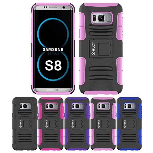 galaxy-s8-case-hlct-rugged-shock-proof-dual-layer-pc-and-soft-silicone-case-with-built-in-stand-kick