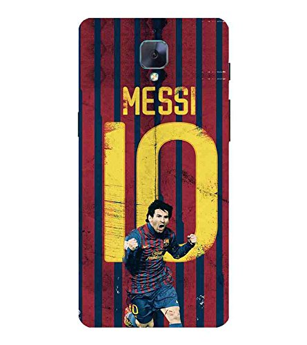 competitive price 5140c 10161 For OnePlus 3T footballer Printed Cell Phone Cases: Amazon.in ...