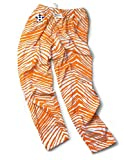 Houston Astros ZUBAZ Orange White Vintage Style Zebra Pants