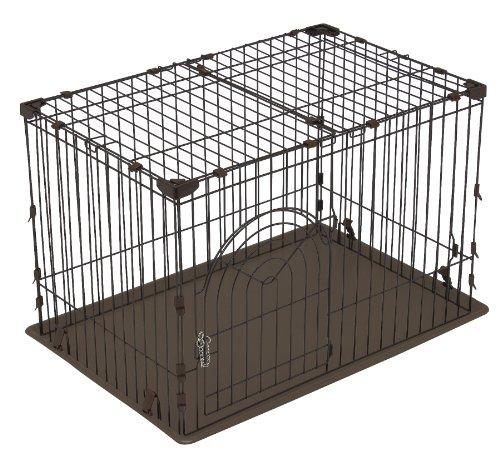 IRIS Medium Wire Deluxe Dog Cage
