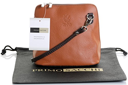 Italian Leather Shoulder Handbag Protective product image