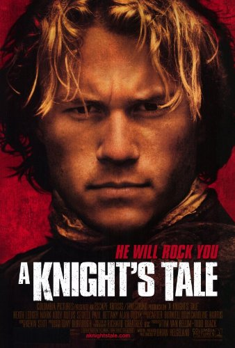 Tale Knights Poster - 27 x 40 A Knights Tale Movie Poster