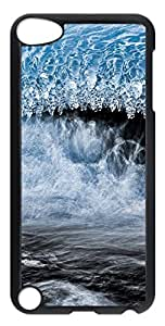 iPod Touch 5 Cases & Covers - Huge Wave Custom PC Soft Case Cover Protector for iPod Touch 5 - Transparent