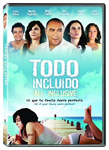 DVD : All Inclusive (Todo Incluido) (Dubbed, Dolby, AC-3, Widescreen, )
