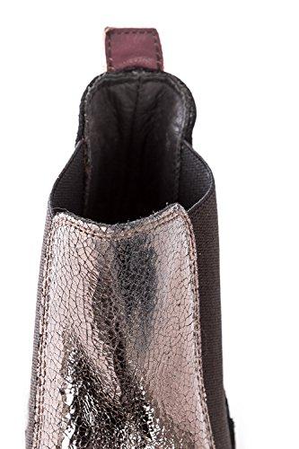 DESERT Stiefeletten MOMA Damen bronze FANGO E0x8q