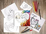 Dad & Me Coloring Book: Show Your Love in Color