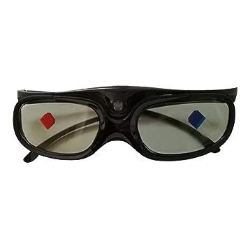 Gafas 3D, Tipo Obturador Activo 3D para Todos los proyectores 3D ...