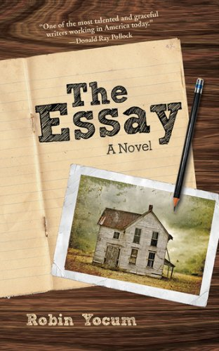 Search : The Essay: A Novel