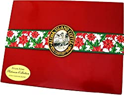 Voted the Best Gourmet Coffee Gifts of Kona Hawaiian Coffee, Best for Christmas, Anniversary, Birthday, Thank You, Corporate Gifts and All Occasions, Ground Coffee, Brews 60 Cups