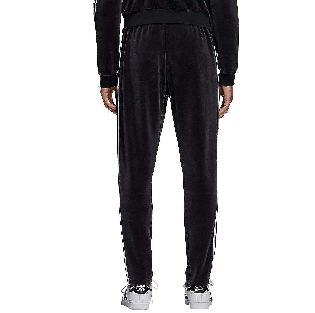ba48fbb1ab9 adidas Originals Men's Originals Velour 3-Stripes Trackpants at Amazon  Men's Clothing store: