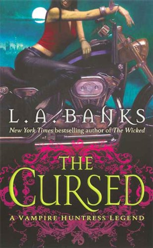 book cover of The Cursed