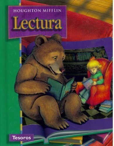 Read Online Lectura: Antologías © 2008 Grade 1.4 Tesoros 2008 (Spanish Edition) ebook