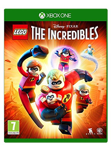LEGO The Incredibles (Xbox One) by By Warner Bros. Interactive