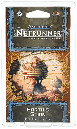 Android Netrunner LCG: Earth's Scion Data Pack