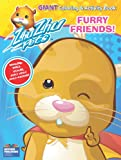 Zhu Zhu Pets Giant Coloring and Activity Book, Modern Publishing Staff, 0766637646