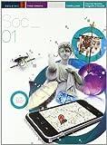 img - for Ciencias Sociales 1  ESO (Tres Trimestres) Castilla-Leon book / textbook / text book